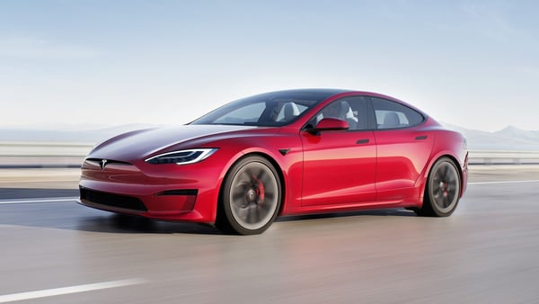 Tesla Model S Plaid was officially launched earlier this year.