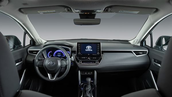 The automaker will provide the car in the interior in two colour themes. The base trim will get a dashboard with a 7-inch multimedia touchscreen, while the top variants will feature an 8-inch touchscreen. It will be compatible with both Apple CarPlay and Android Auto and will also feature Amazon Alexa connectivity. The interior will come with a nine-speaker JBL sound system.