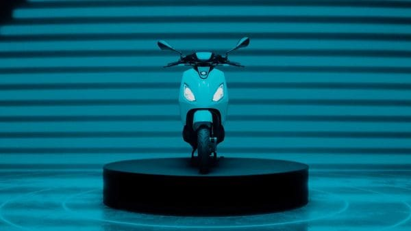 Piaggio One electric scooter has been offered in two variants - Piaggio One, and One Active.
