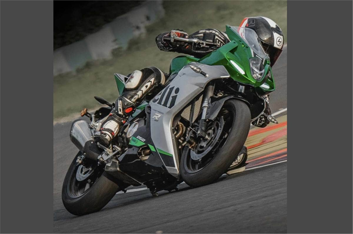 252R sport bike from Benelli has gone on sale in the Chinese market at 25,800 Yuan, which converts to <span class='webrupee'>₹</span>2.94 lakh.