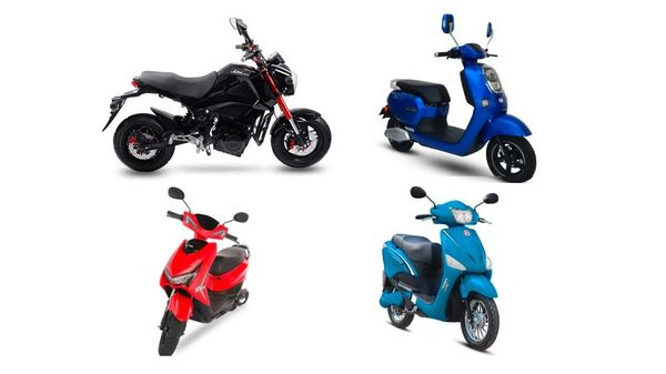 These electric two-wheelers can be ridden even without a proper driving license.