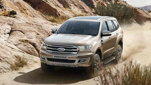 Ford Endeavour is one of the popular models in the Indian UV space.
