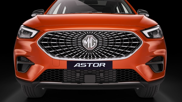 MG Astor mid-size SUV is the ICE counterpart of the MG ZS EV,