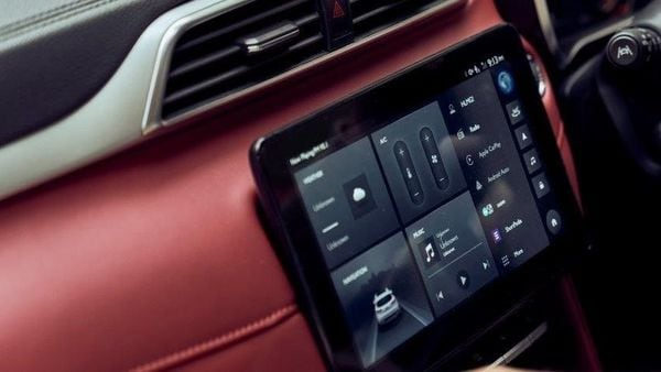 MG Motor's midsize Astor SUV will feature the JioSaavn app installed on its 10.1-inch infotainment system.