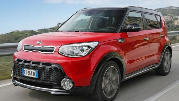 Globally, Kia sells both petrol-powered and an all-electric version of the Soul SUV.