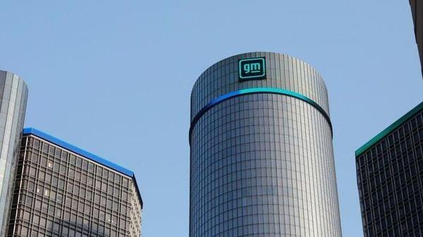 The General Motors headquarters in Detroit, Michigan. (Reuters)