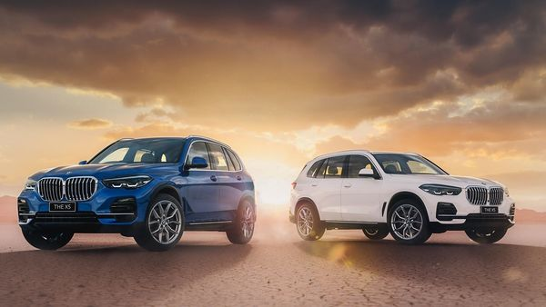 New BMW X5 xDrive SportX Plus variants can be booked online.