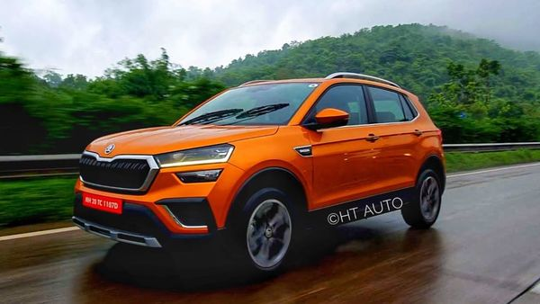 Skoda Kushaq is one of the interesting products introduced under the India 2.0 project. (HT Auto/Sabyasachi Dasgupta)