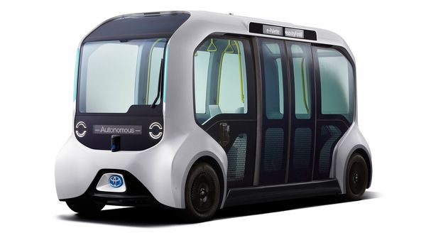 Toyota deployed a fleet of autonomous vehicles for transportation during Tokyo Paralympic Games.
