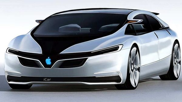 File photo of an Apple car render used for representational purpose only.