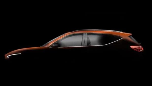 MG Motor is all set to unveil its fifth product, the Astro SUV, in India on September 15. (Photo courtesy: Twitter/@MGMotorIn)