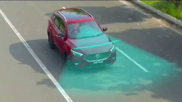 The Autonomous Level-2 technology will include ADAS (Advanced Driver Assistance Systems) functions, which will carry out several emergency safety measures like Adaptive Cruise Control, Lane Keep Assist, Forward Collision Warning, Automatic Emergency Braking, Lane Departure Prevention and Speed Assist.