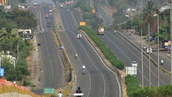 Representational Image of Solapur-Pune national highway in India. (PTI)