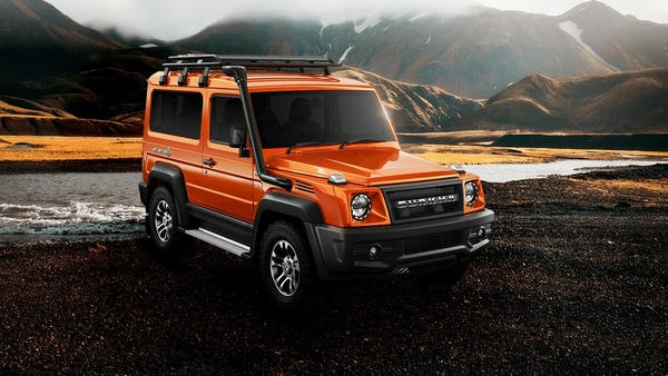 2021 Force Gurkha 4X4 off-road SUV has been officially unveiled, expected to launch in India this festive season.