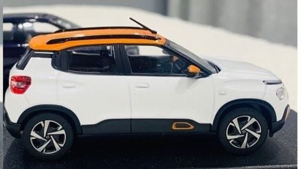 Citroen C3 SUV to make global debut today, to share platform with Tata Punch. (Image Courtesy: Instagram/pine_0101)