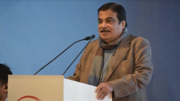 File photo of Union Minister Nitin Gadkari