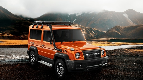 2021 Force Gurkha 4X4 off-road SUV has been officially unveiled.