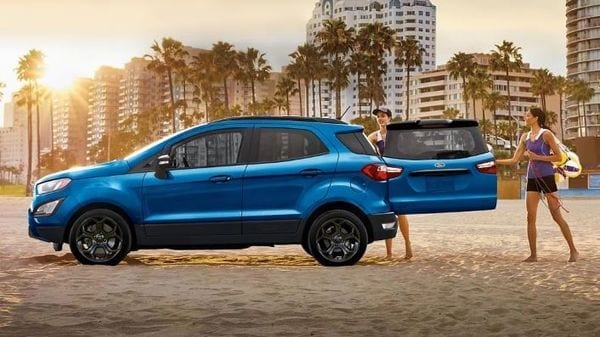 Made-in-India Ford EcoSport is exported to several overseas markets around the world.