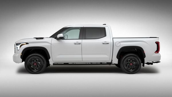 The new platform that the pickup truck is based on is referred to internally as a F1. It will features high-strength boxed, steel-ladder construction, plus aluminium to reduce weight of the vehicle. Toyota also claims that the rigidity and off-road capability of the new generation Tundra has now substantially improved than the previous model.