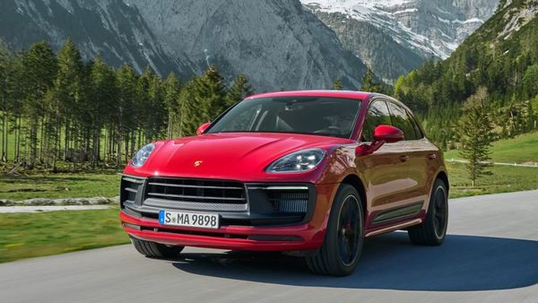 The 2022 Porsche Macan was recently unveiled by the brand. (File photo) (Porsche)
