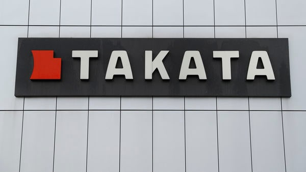 Faulty Takata airbags have caused the largest-ever automotive recall. (AP)
