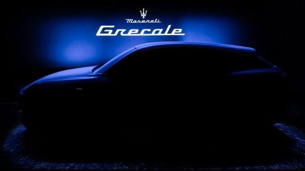 Maserati Grecale comes as the second SUV of the luxury carmaker.