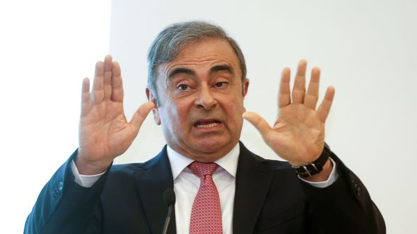 Carlos Ghosn said that many within the company didn't like the idea of him pushing for greater collaboration within the Renault-Nissan-Mitsubishi Alliance.