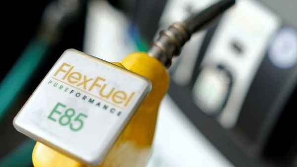 India might soon announce a flex-fuel engine policy. (REUTERS)