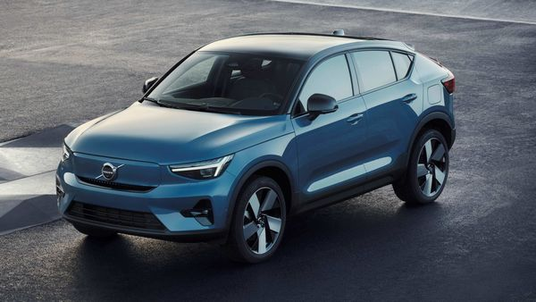 Volvo's all-electric C40 Recharge