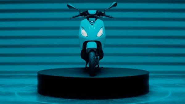 Piaggio One electric scooter. (File picture used for representational purpose only)