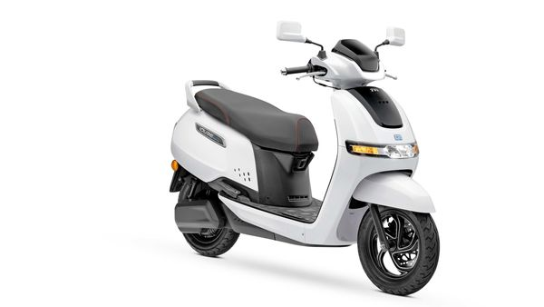 TVS iQube e-scooter rivals the likes of Bajaj Chetak electric.
