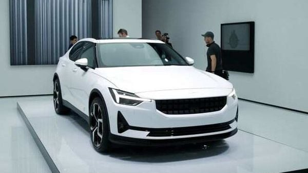 File photo of Volvo Polestar 2. (For representational purpose only) (REUTERS)