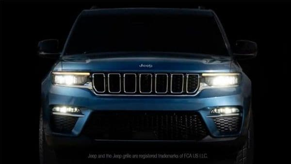 Jeep Grand Cherokee will be officially unveiled on September 29.