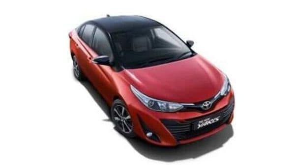 File photo of Toyota Yaris.