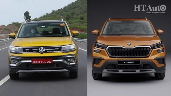 Volkswagen Taigun SUV has a lot of similarities with its sibling rival Skoda Kushaq, including the price structure.