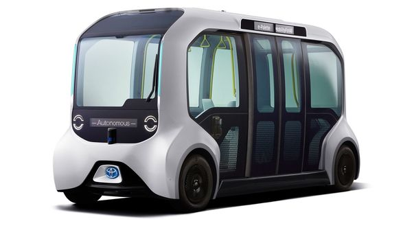 Toyota deployed a fleet of driverless vehicles at the Tokyo 2020 Olympic and Paralympic Games to showcase its autonomous technology.