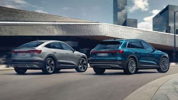The Audi e-tron models boast an array of top-notch features.