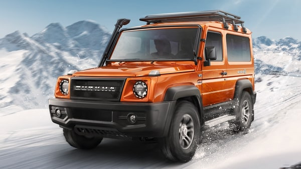 2021 Force Gurkha SUV has been launched at a starting price of ₹13.59 lakh (ex-showroom)
