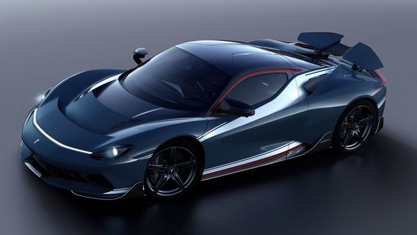 This Pininfarina Battista is set to enter production in early 2022.