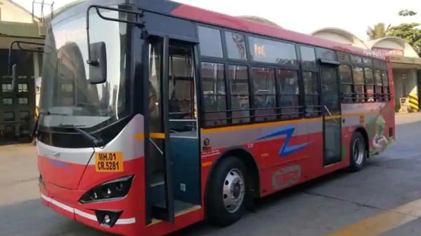 The policy includes converting 15 per cent of the Maharashtra State Road Transport Corporation fleet into EVs by 2025.