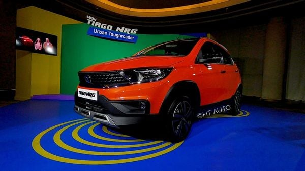 Tiago NRG aims to stand out from the Tiago courtesy its exterior styling elements and slightly increased ground clearance.