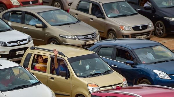 No insurance claim if vehicle driven without valid registration, said Supreme Court. (File photo) (PTI)