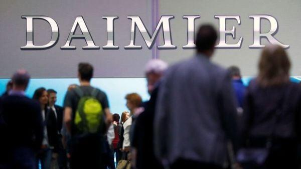 File photo of Daimler AG. (Used for representational purpose) (REUTERS)