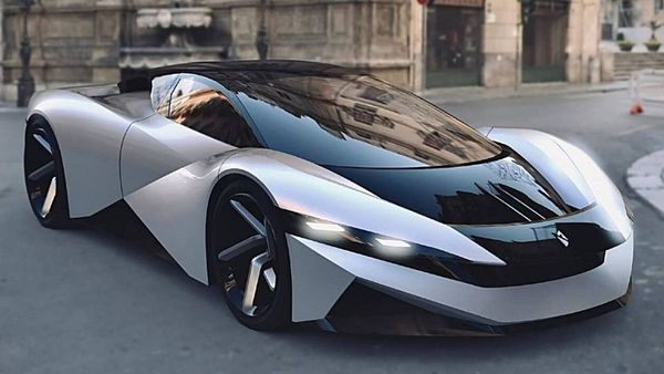 Farnova will make only 200 units of electric hypercar Othello. (El Carro Colombiano)