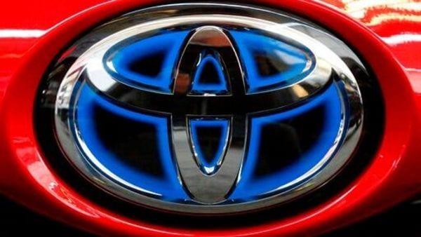 File photo of Toyota logo. (AP)
