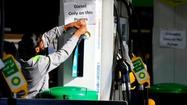 It will take seven to 10 days for inventories held by members of the Petrol Retailers Association to get back to normal levels. (AP)