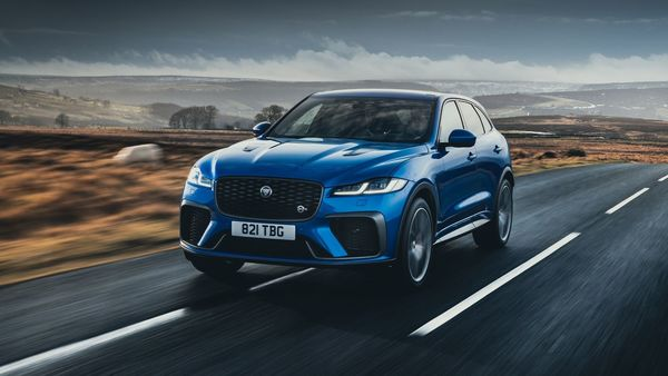 Jaguar F-Pace SVR is priced from ₹1.51 crore (ex showroom) in India.