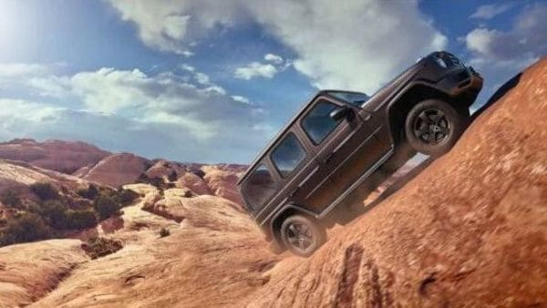 File photo of Mercedes G-Class used for representational purpose.