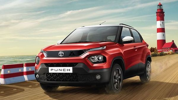 The Tata Punch micro SUV will likely be offered with multiple terrain modes to make it more capable of dealing with different types of road conditions.