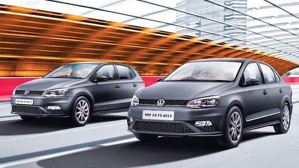 Matt Edition Volkswagen Polo and Vento